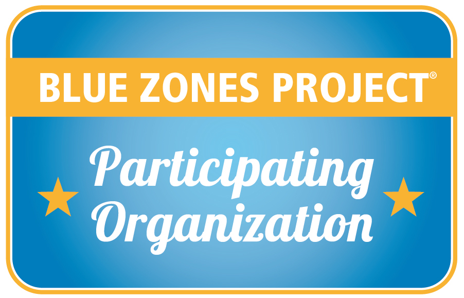 Blue Zones Project - Participating Organization - Seal